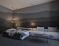 Studio Apartment  Slavs'ke, Lviv Oblast, Ukraine