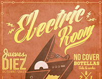 electric room flyer