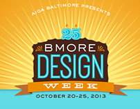 AIGA Baltimore | Design Week 2013