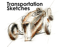 Transportation Sketches