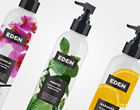 EDEN - body lotions