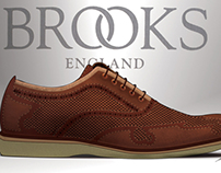 Brooks Brogue