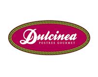 DULCINEA, logotipo empresa de Postres Gourmet. Client