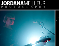 Jordana Meilleur Portfolio Site