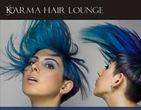 Karma Hair Lounge WordPress Site