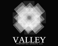 Logo design for Valley Properties Group llc.