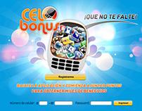 Web site Cell Bonus / Tigo