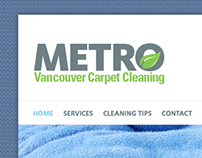 Metro Vancouver Carpet Cleaning