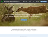 MBEF Responsive Website Design