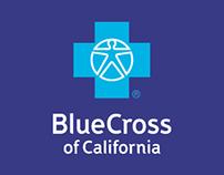 Blue Cross of California - Banners