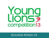 YOUNG LIONS 13   SEGUNDA RONDA DESING
