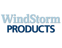 WindStorm Products Branding and Web Redesign