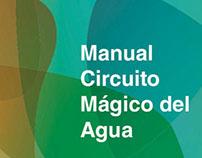Manual Circuito Mágico del agua