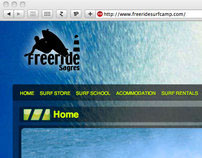 Freeride Surf