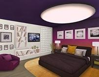 Proyecto Arquitectonico // Casa Cadena