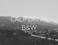 California b&w