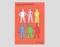 Guía de anticoncepción Madrid Salud