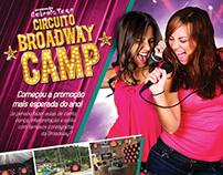 Estrela Teen Circuito Broadway Camp