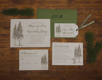 Woodland Wedding Suite