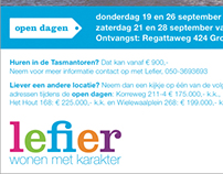 Advertentie Lefier Tasmantoren