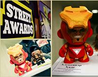 Street Awards   BY   2012