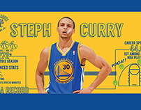Steph Curry Infographic