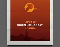 51st Independence Day - UGANDA