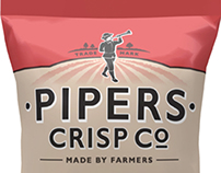 Pipers Crisps Conceptual Brief