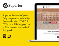 Superior - Multipurpose Responsive HTML5 Template