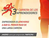 III carrera de los Emprendedores de Madrid