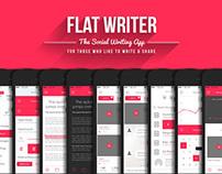 Flat Writer