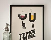 Types&Wine