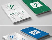 Flat Business Card (Free)