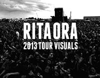 Rita Ora / Tour Visuals