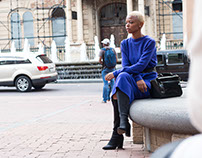 Iman Mkwanazi for Spitz Shoes
