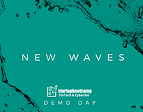 New Waves - Demo Day FinTech & CyberSecurity 2017