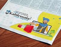 Newspaper Ads