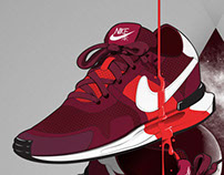 Nike: Pegasus 83 Poster
