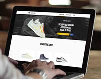 PantaniShoes Website
