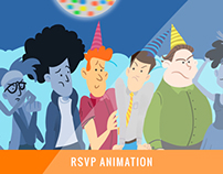 RSVP Animation