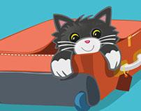 Sureflap - Newton Cat