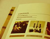Book Design: Papier Mache