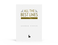 All The Best Lines - Text Design