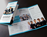Clean Professional Multipurpose Trifold