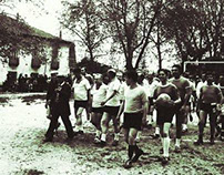 """""""Passion for football"""" - Guimarães in Old Times"""