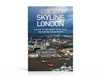 Skyline London - Illustrated book design