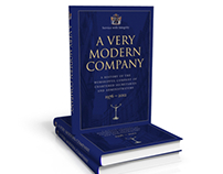 WCCSA - A Very Modern Company - Illustrated book design