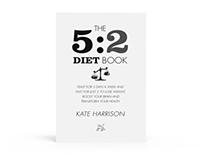 The 5:2 Diet Book - Text design