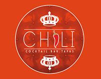 Logo CHILI bar tapas