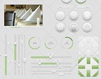 Whitepixels - user interface kit